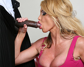 Wife Suck Big Black Cock
